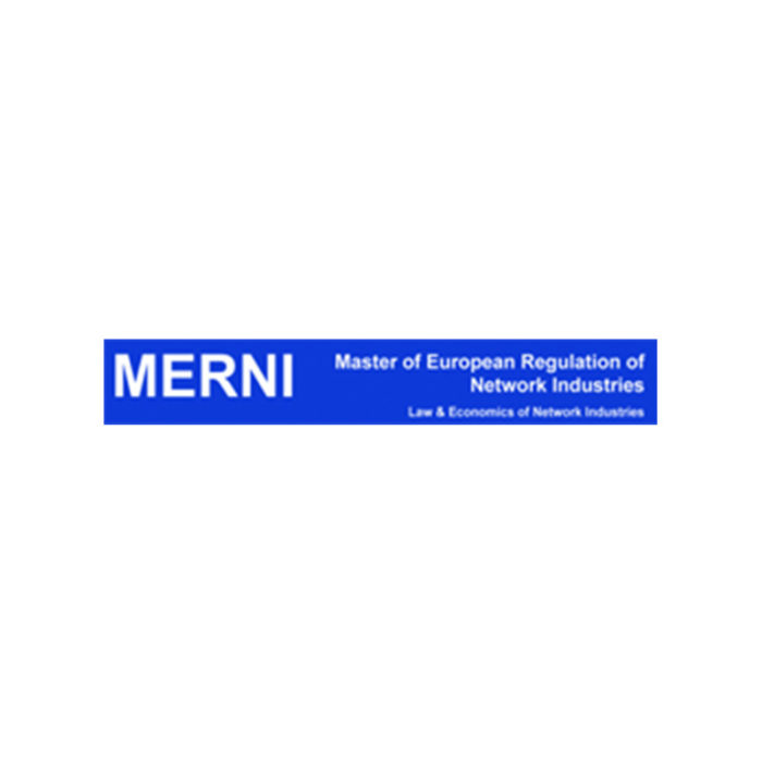 Master of European Regulation von Network Industries (MERNI)