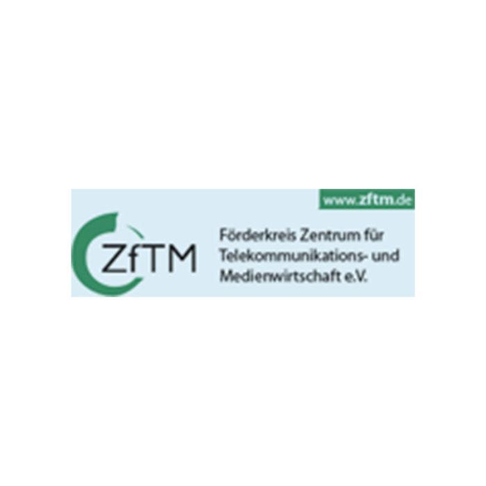 Förderkreis Zentrum für Telekommunikations- und Medienwirtschaft e.V. (ZfTM)