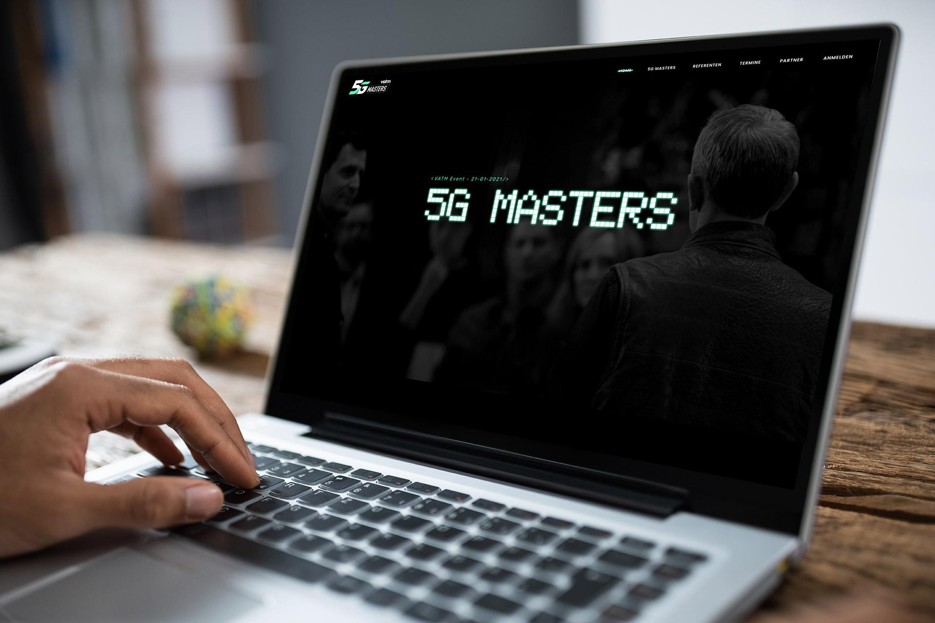 Die exklusive 5G-Veranstaltungsreihe