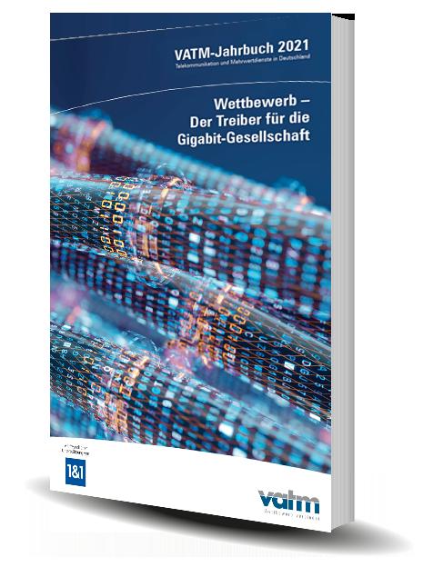 Das neue VATM-Jahrbuch ist da